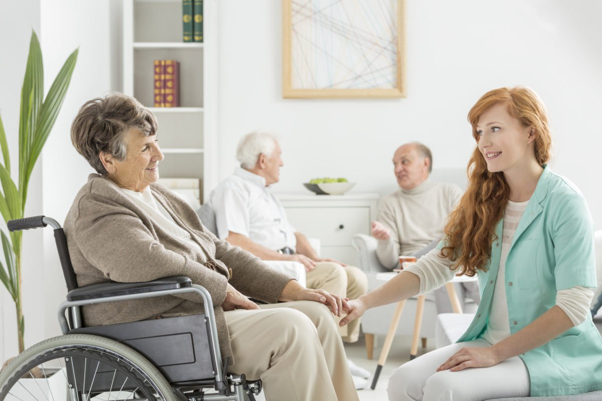 дом престарелых 60 лет октября оренбург
