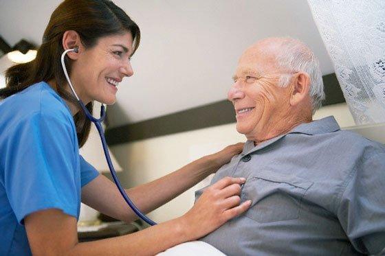 Правила ухода за лежачими больными на дому дом престарелых сдать одежду